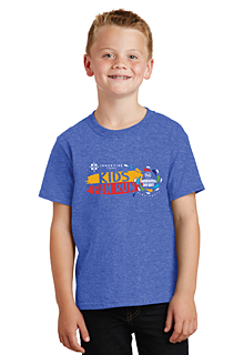 Kids Run Youth Short Sleeve T-shirt